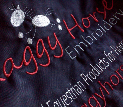 Raggy Horse Equestrian - Custom and Team Embroidery