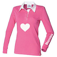 <!--004-->Personalised Rugby Shirts