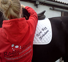 <!--001-->Personalised Equestrian Clothing
