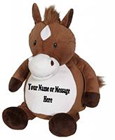 <!--004-->Personalised Horses/Soft Toys