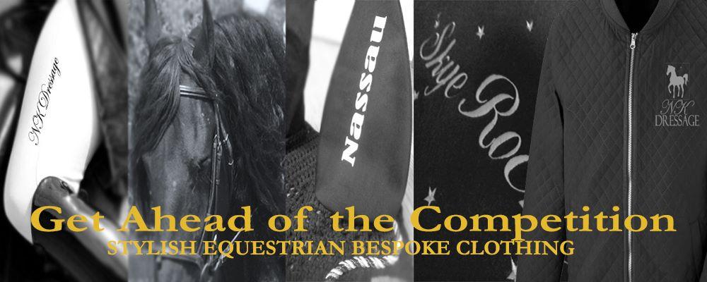 Raggy Horse Bespoke Equestrian Clothing