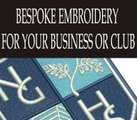 Bespoke Equestrian Embroidery at Raggy Horse Equestrian
