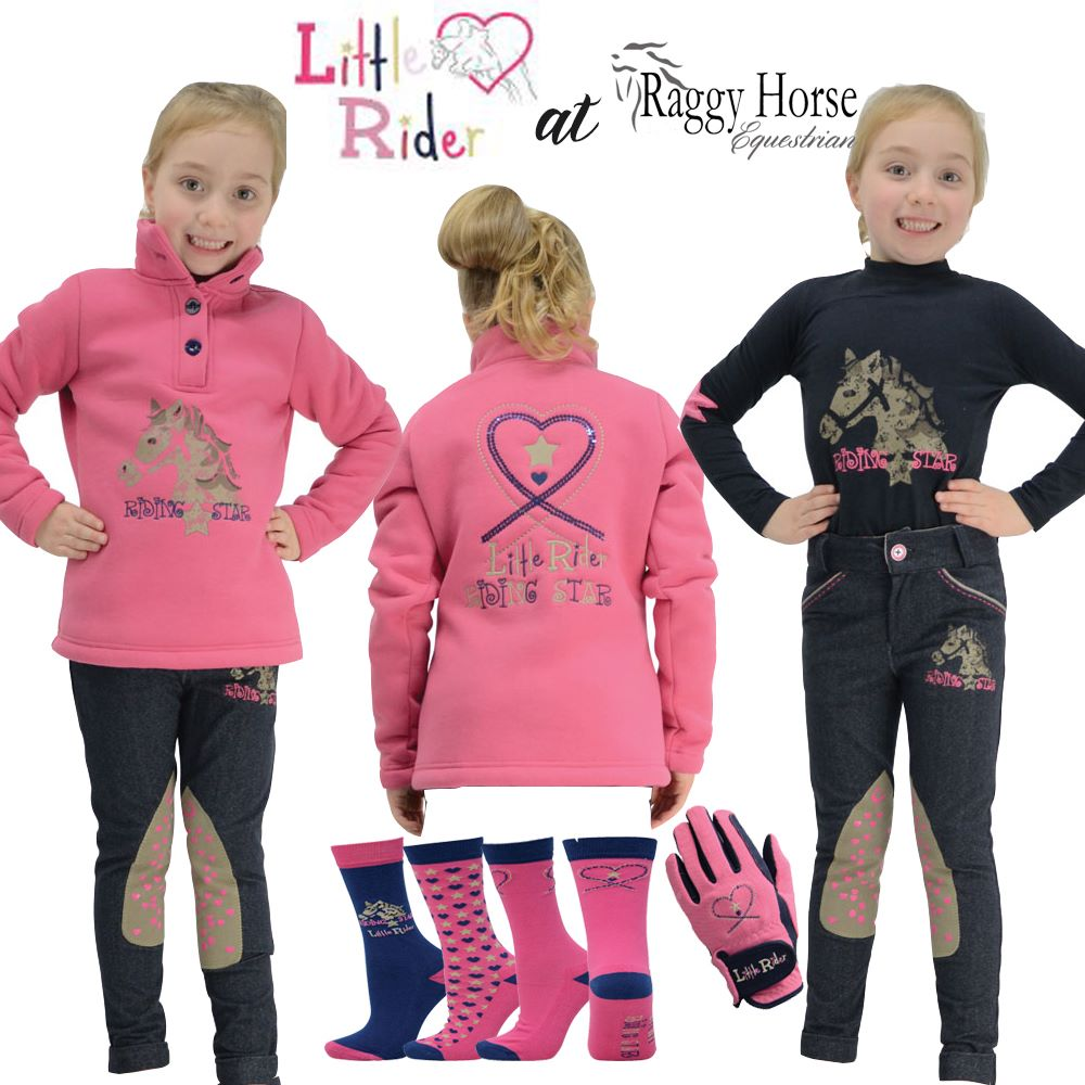 Little Rider Clothing at Raggy Horse