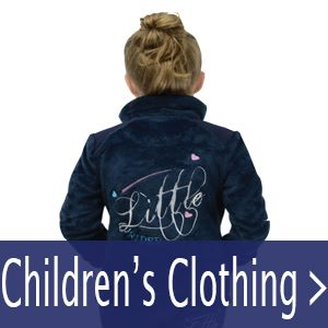 Childrens Personalised Equestrian Clothing