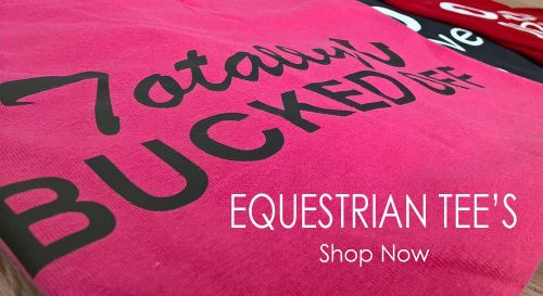 Equestrian T-Shirts at Raggy Horse Equestrian