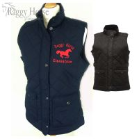 <!--001-->Regatta Personalised Ladies Equestrian 'Tarah' Quilted Bodywarmer inc embroidery