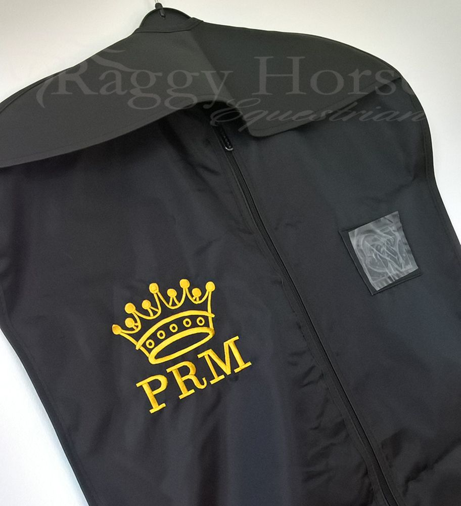 Personalised Jacket Bag inc embroidery