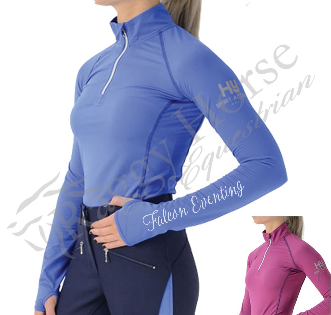 Hy Sport Active Women's Personalised Base Layer