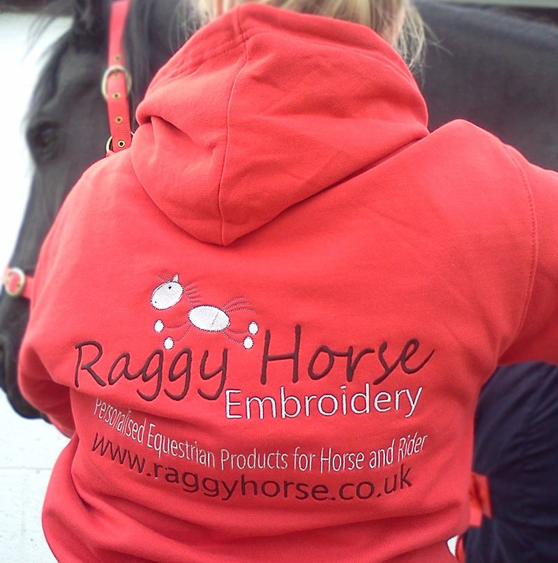 Personalised Equestrian Clothing