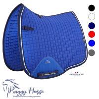Premier Equine Close Contact Euro Dressage Saddle Pad inc embroidery