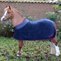 Rosie Fleece Pony Rug by Little Rider inc embroidery