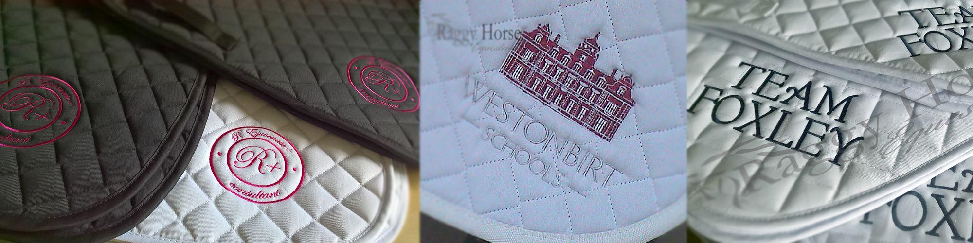 Raggy Horse Bespoke/Team Embroidery