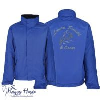 <!--001-->Personalised Junior Dover Blouson Equestrian Jacket inc embroidery