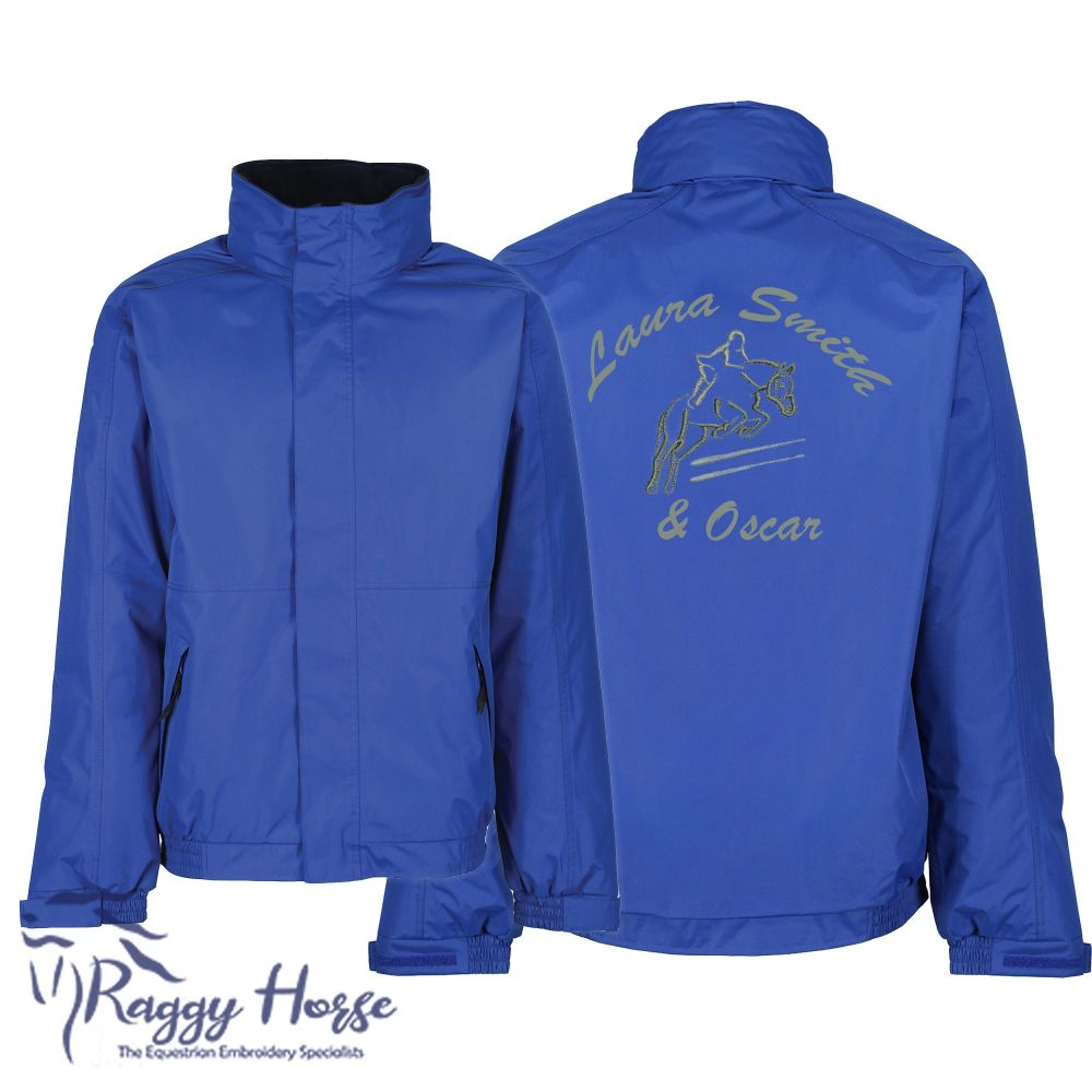 Regatta Personalised Unisex Dover Blouson Jacket inc embroidery.  Our best selling jacket!