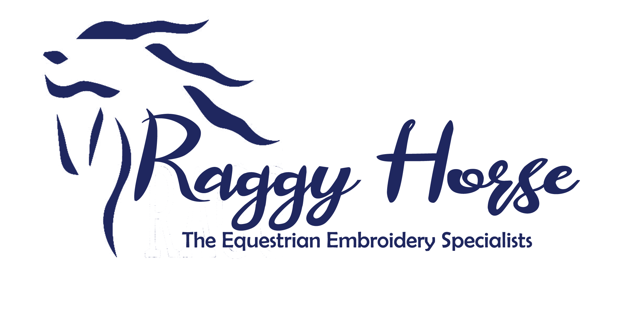 Raggy Horse The Equestrian Embroidery Specialists