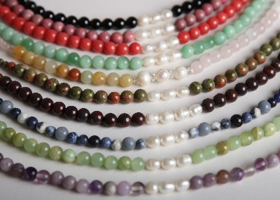 Glamour & Pearls Necklace - Colour Perfection