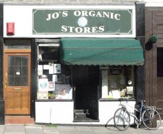 Jos Organic Stores Cardiff