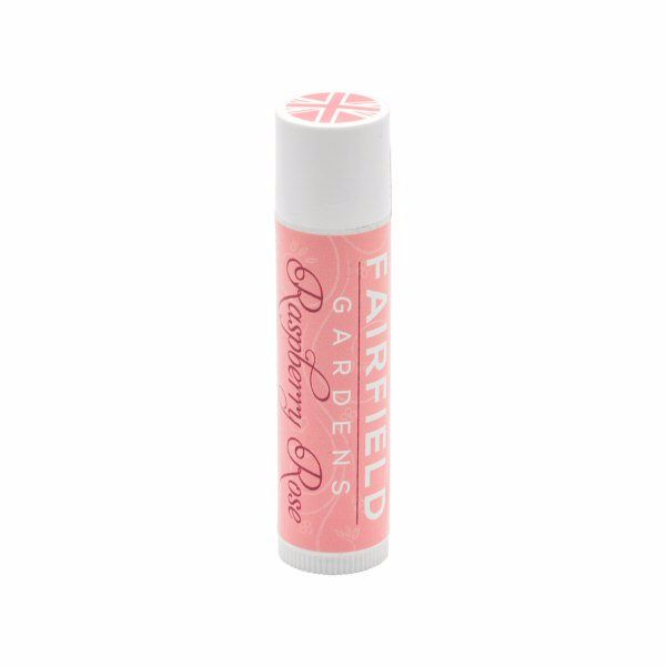 <!-- 001 -->-NEW- Raspberry Rose Beeswax Lip Balm
