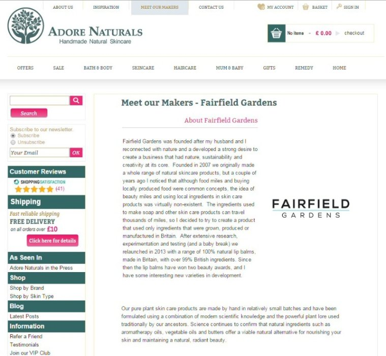 adore_naturals_fairfield_gardens_page