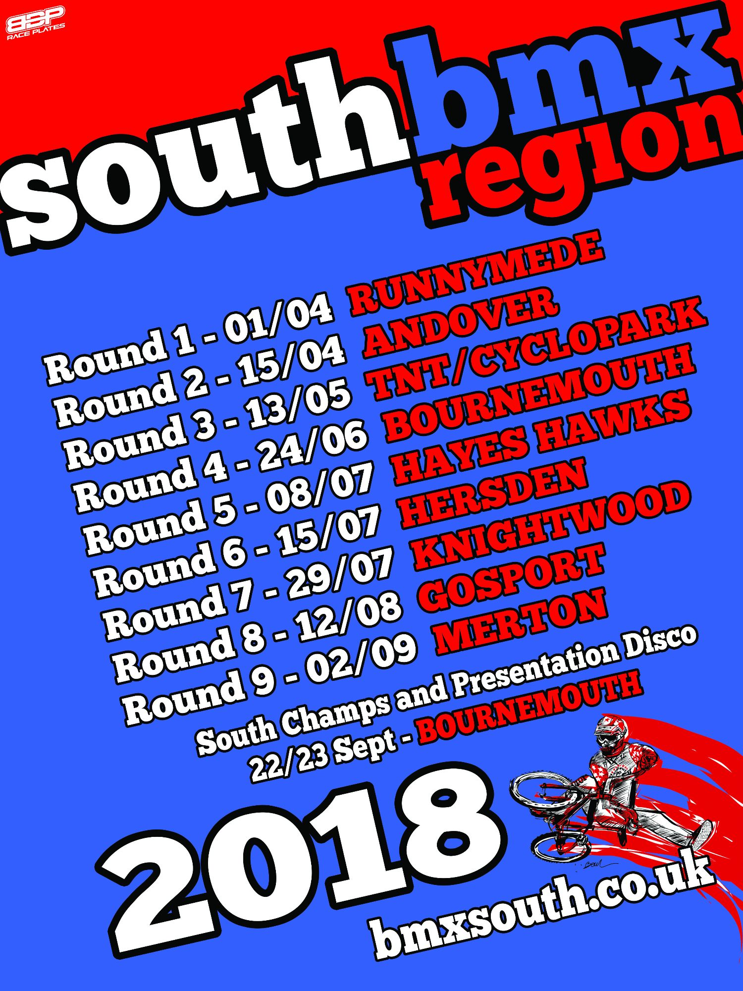 south poster 2018