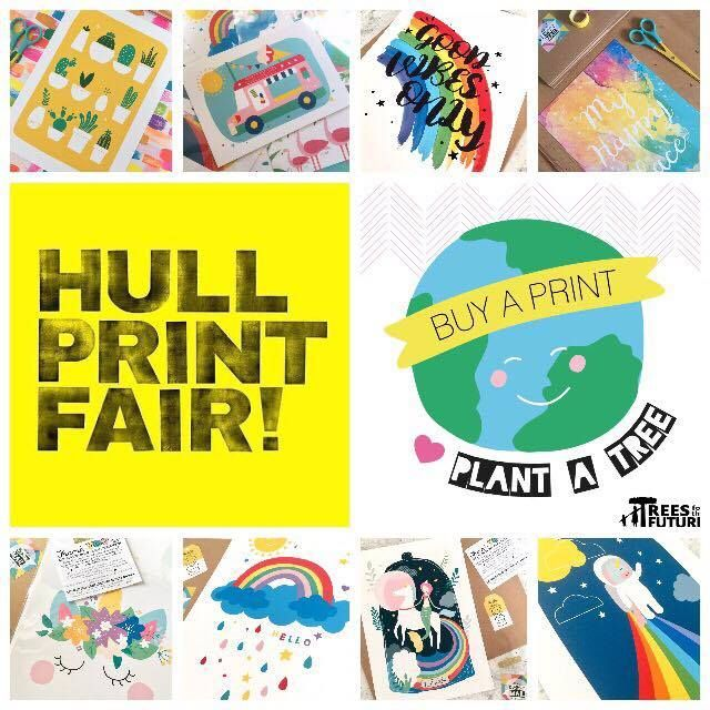 Paper Joy UK at Hull Print Fair