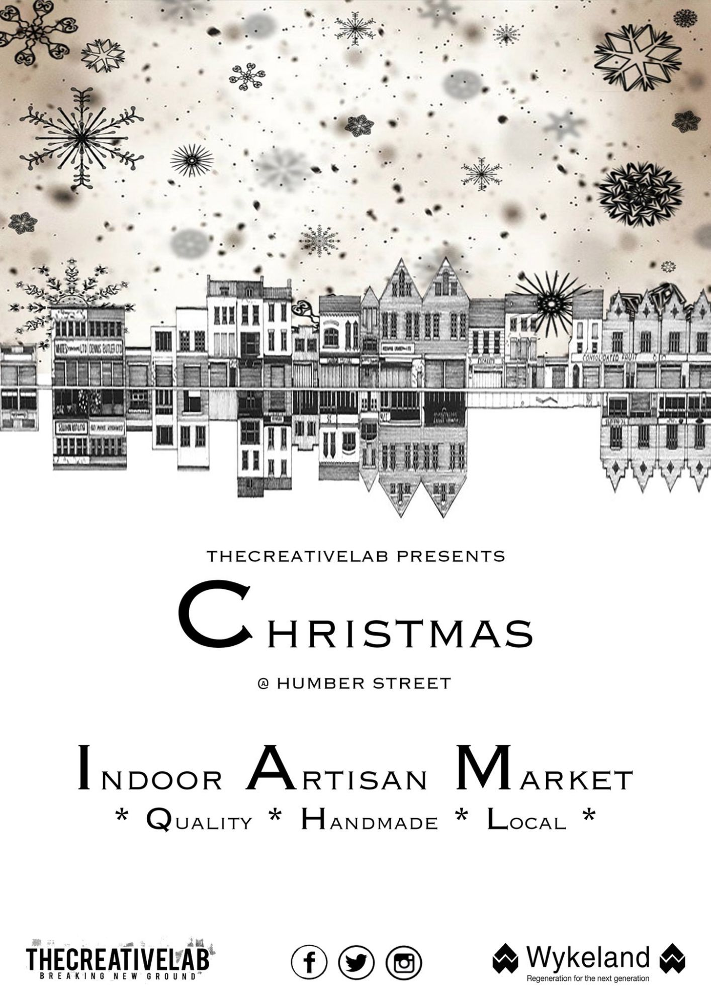 Christmas at Humber Street Market