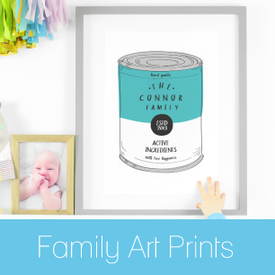 Family Art Prints