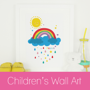Children's Wall Art
