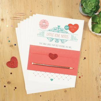 Snail Mail Love Letters Valentines Day Gift