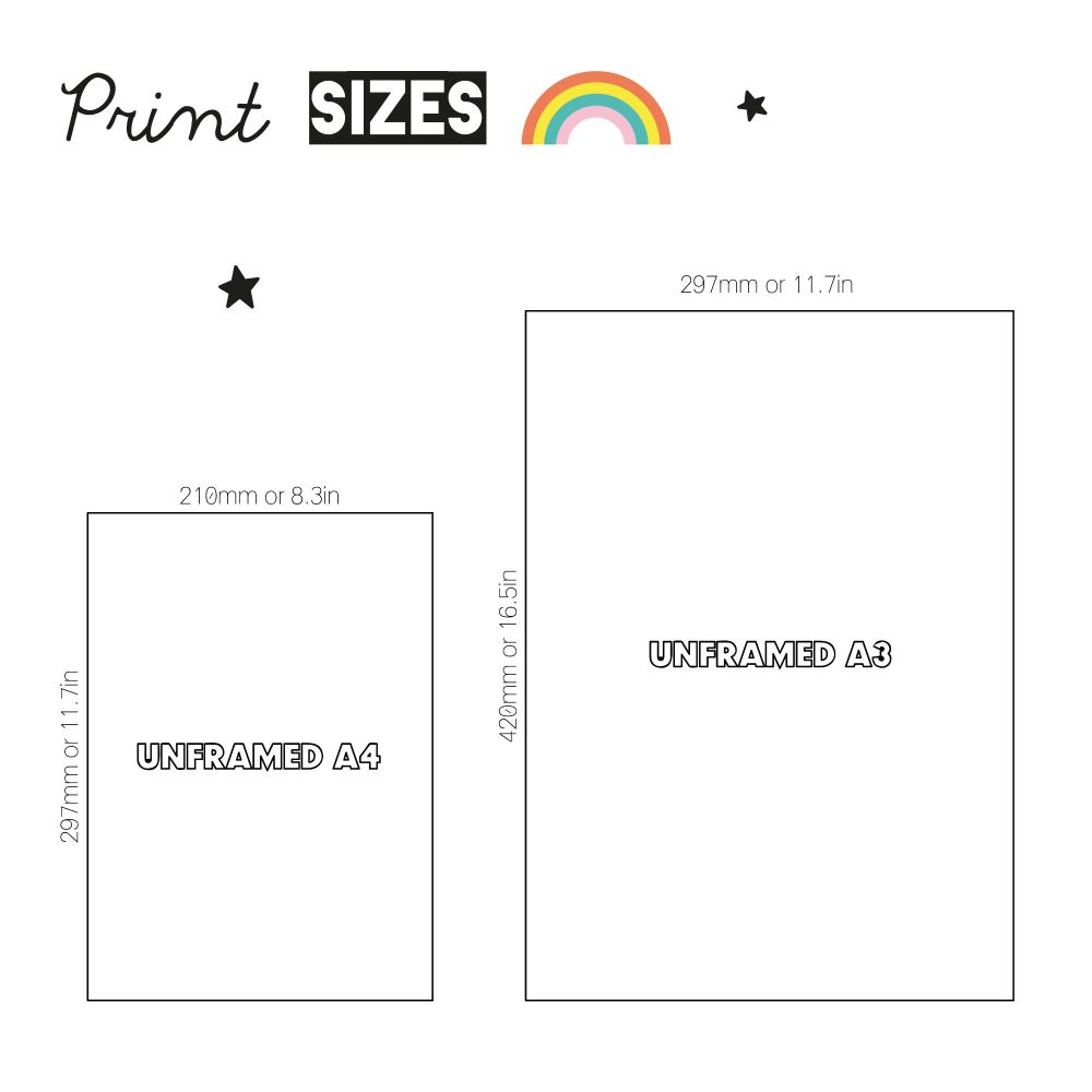 Art Print Sizes Paper Joy-01