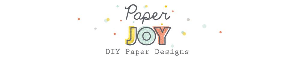 Paper Joy, site logo.