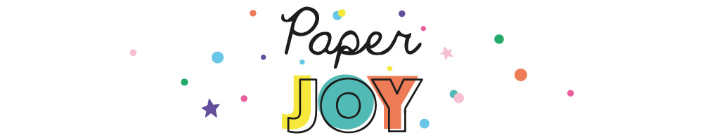 Paper Joy, site logo.