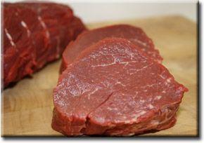 Dry Aged Fillet Steak