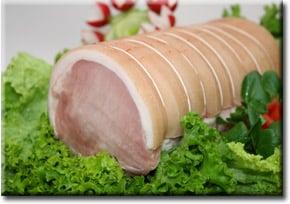 Loin of Pork-Boned & Rolled
