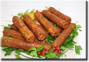 Lamb Kofte  Kebab