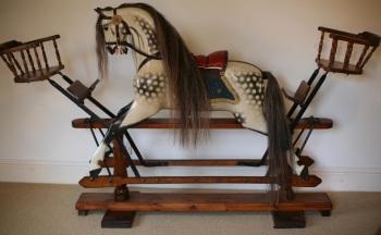 NURSERY HORSE MONTY 1