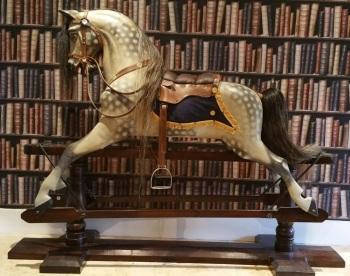 Ayres Rocking Horse 1890 Max 1