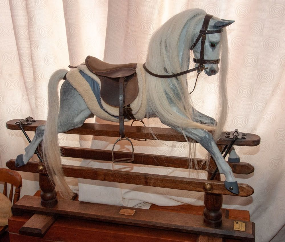 Legends Rocking Horse Removable Saddle 42in