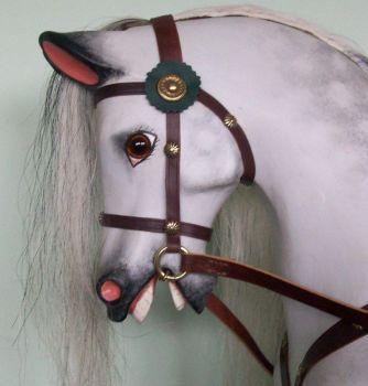 Antique Horse Restored Unknown Make
