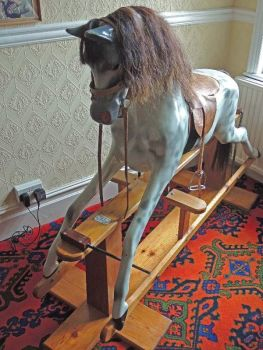Haddon Original Large Rocking Horse