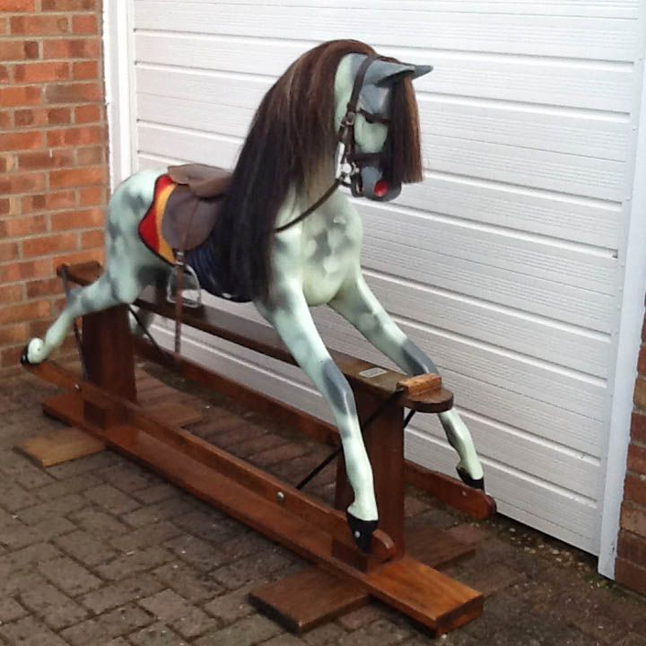 Haddon Large Rocking Horse