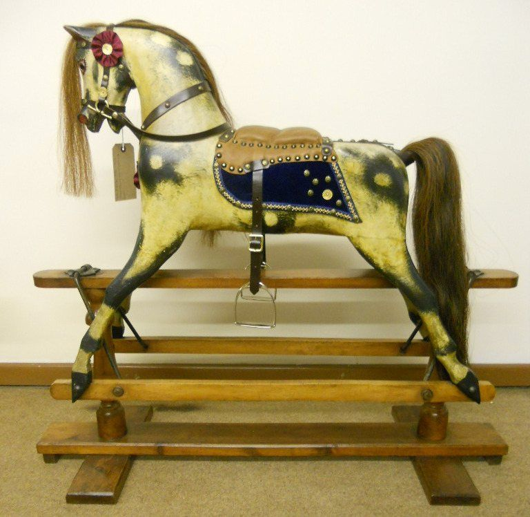 Norton & Barker Small Rocking Horse