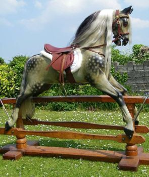 Ayres TOTR Rocking Horse 57.5ins Huge