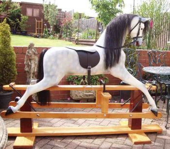 Large Haddon Rocking Horse