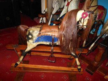 Norton & Barker Original Rocking Horse