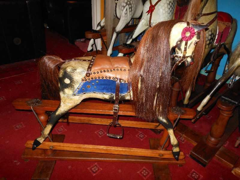 Norton & Barker Original Rocking Horse