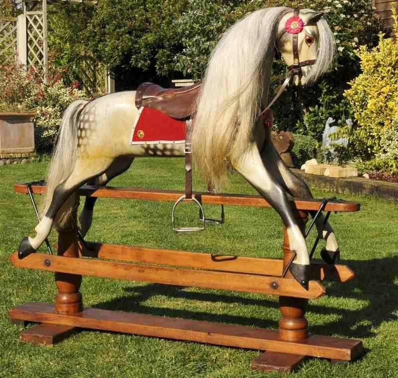 FH Ayres Rocking Horse