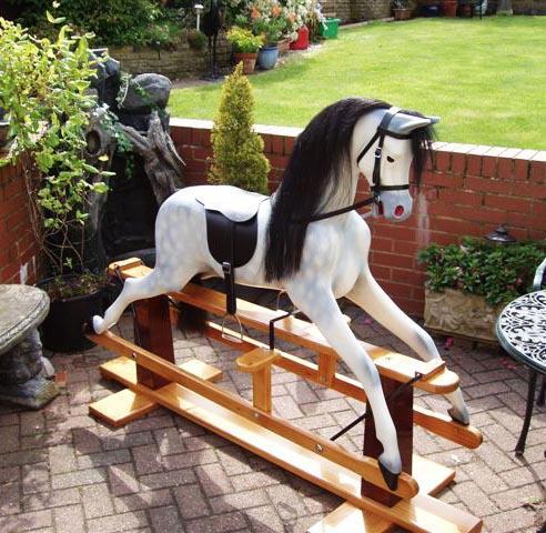 haddon rocking horse garden 2