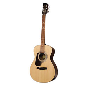 Brunswick Folk Acoustic guitar Left Handed