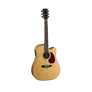 Cort MR710 FM Electro Acoustic guitar Maple back & side